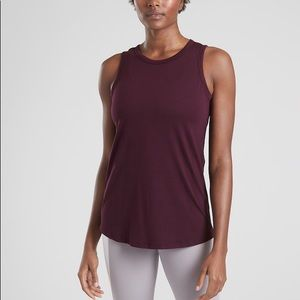 Athleta Cloudlight Relaxed Tank in Auberge